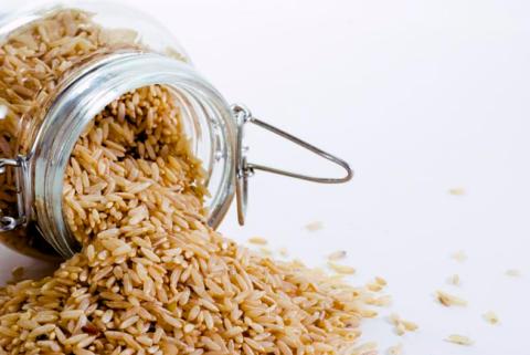 Рис не поможет вылечить остеохондроз