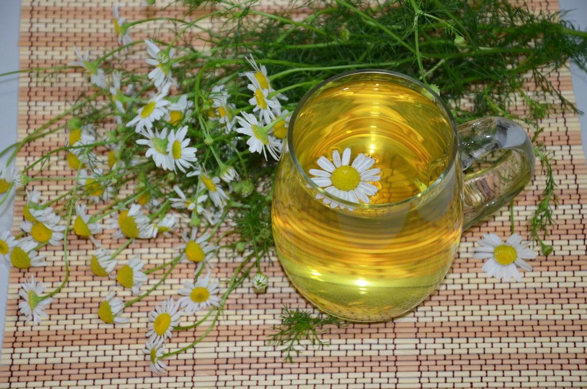 Имбирный чай при воспалении горла