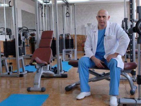 Сергей Михайлович Бубновский – доктор медицинских наук, профессор, разработавший эффективные тренажеры для ЛФК