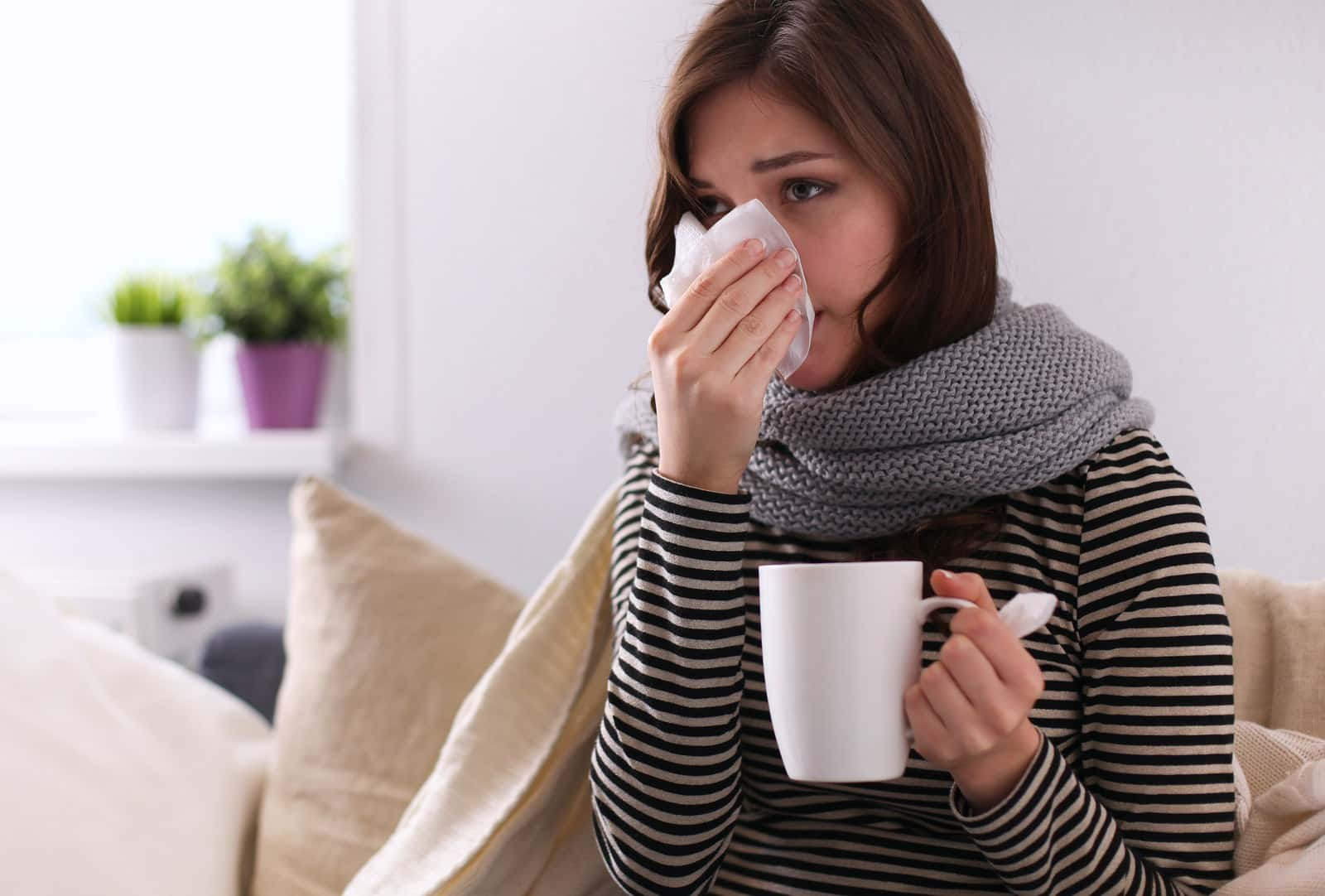 Как лечить заложенный нос при отсутствии насморка