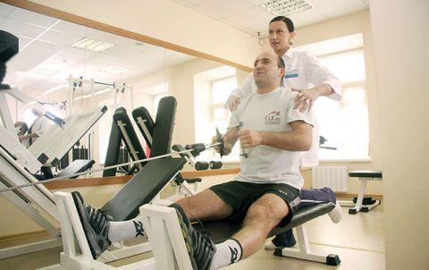 Силовой тренинг способствует повышению тонуса мышц