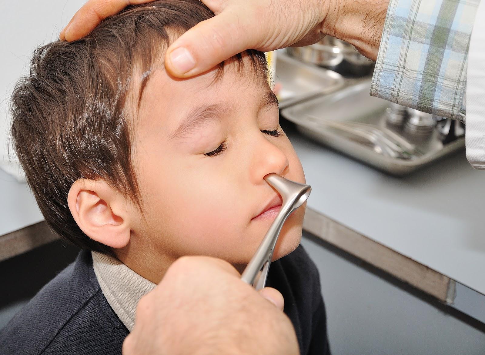 Лечение синусита у ребенка