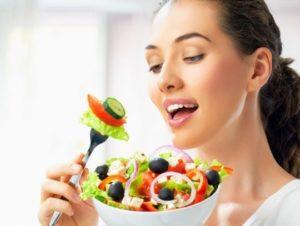 Следите за своим питанием