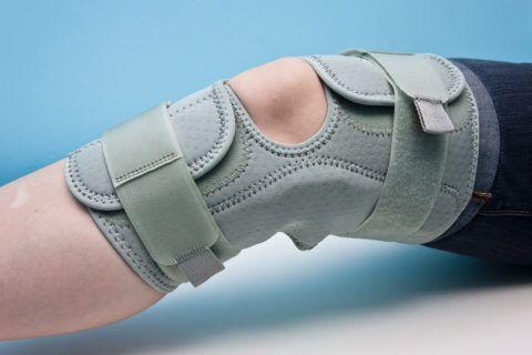 Специальный ортопедический бандаж