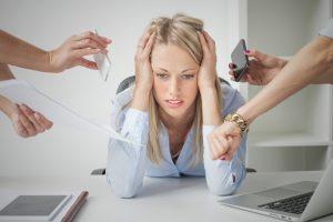 ВСД из-за стресса