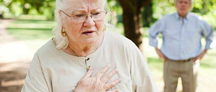 Тахикардия у людей пожилого возраста