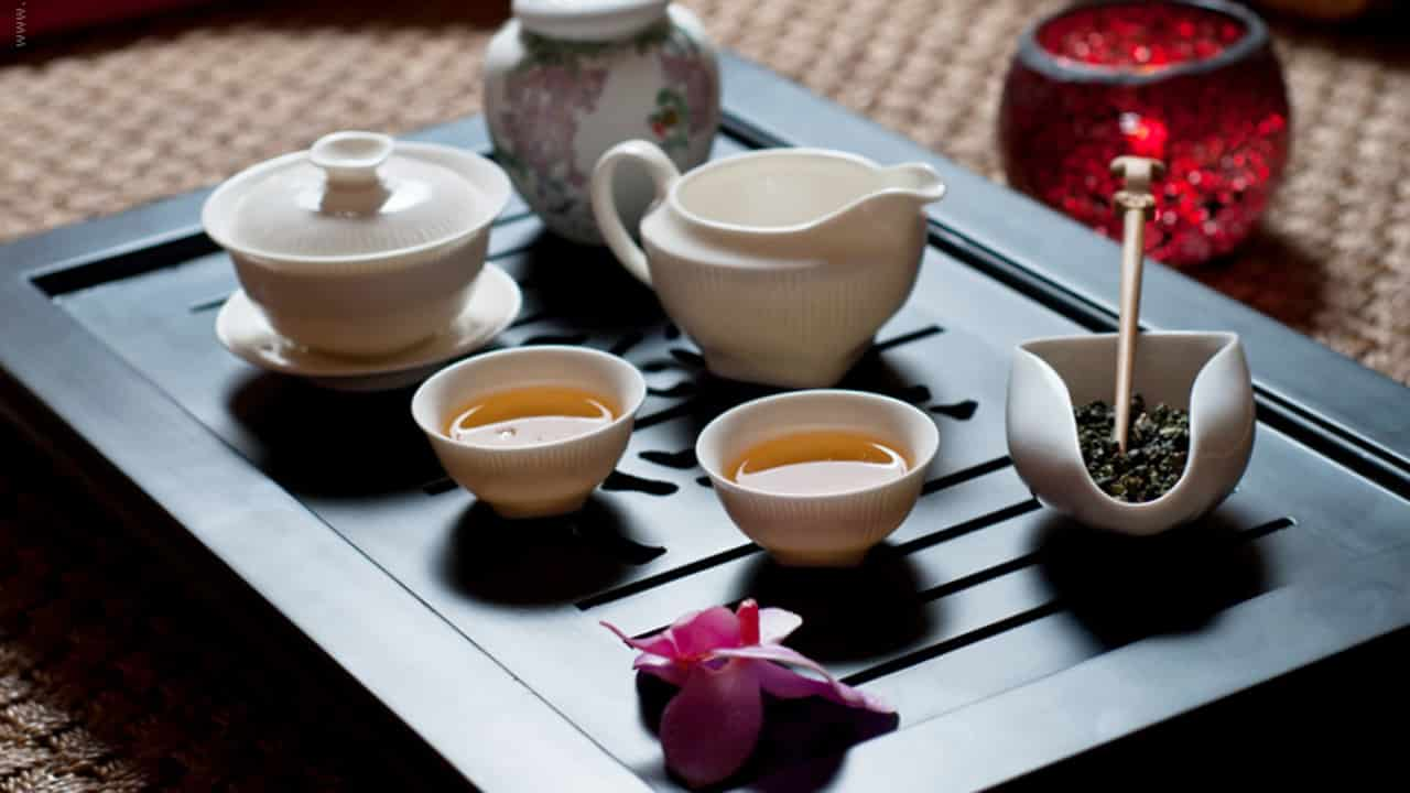 Чайная терапия ринита