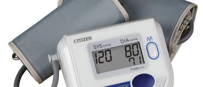 Измеритель давления Citizen