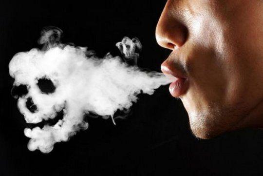 У курильщиков сосуды неэластичные