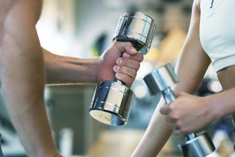 Умеренная физическая нагрузка приносит ощутимую пользу организму
