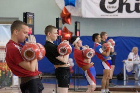 Усиленный кифоз у спортсменов