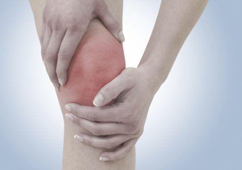 Воспаление сустава (см. фото ниже): что делать, и как лечить