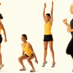 Вертикальные сотрясения – подскоки, прыжки, бег на месте, в том числе и трусцой