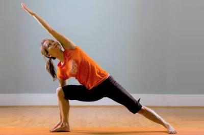 Йога и лечебная гимнастика