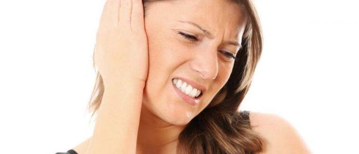 Заложенность в ушах при давлении