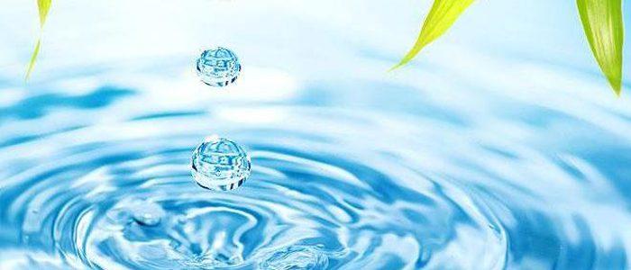 Живая вода при давлении