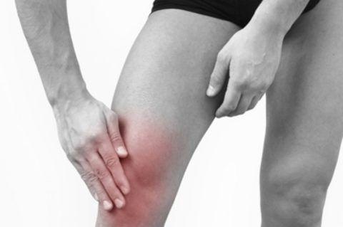 Жжение в мышцах и суставных соединениях могут указывать на наличие в них воспалительного процесса.